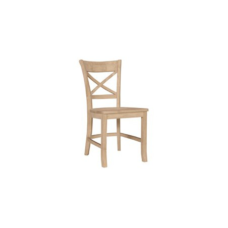 C-31 Deluxe X-Back Chair