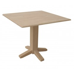 [36x36] Square Dropleaf Dining Tables