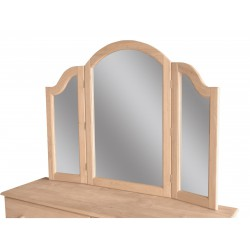 [56 Inch] Jamestown Tri-fold Mirror