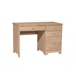 [45 Inch] Jamestown 4 Drawer Desk