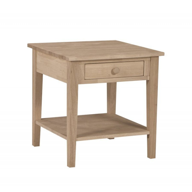 [24 Inch] Spencer End Table