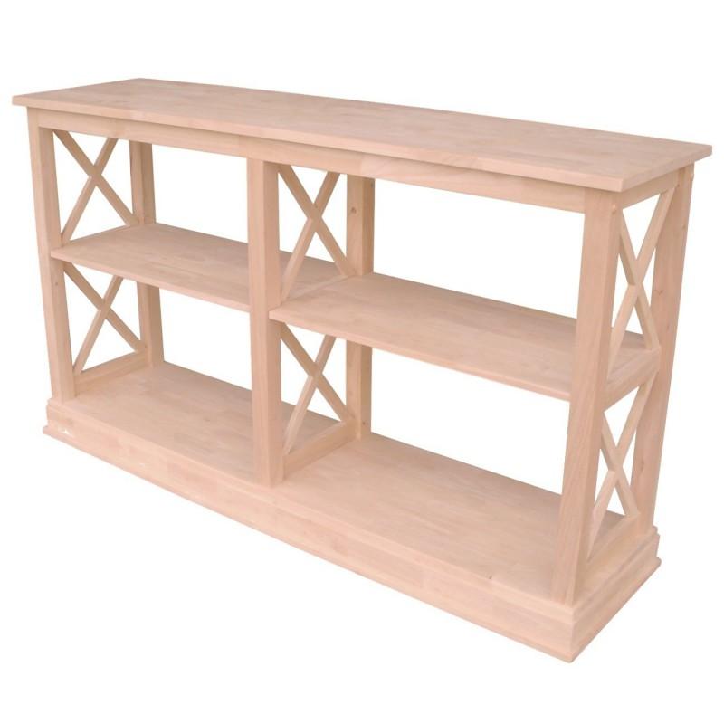 60 Inch Hampton Sofa Table Wood You Furniture Nassau Bahamas