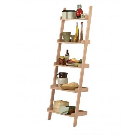 [26 Inch] Leaning Ladder Bookshelfs