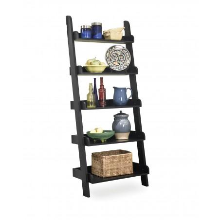 Leaning Ladder Bookshelf