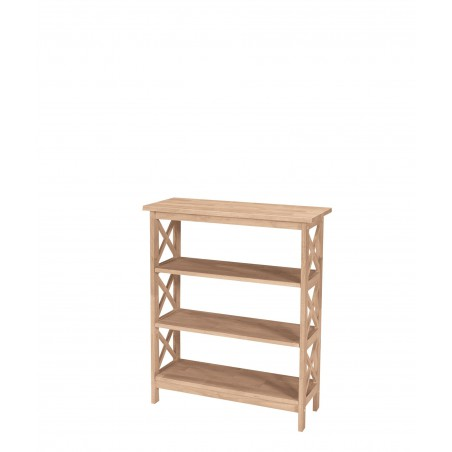 [30 Inch] X-Sided Bookcases