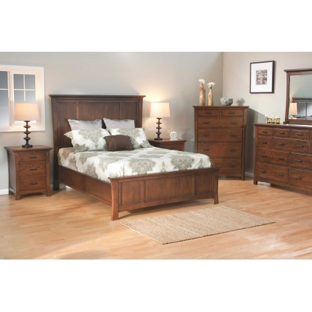 Prairie City Mantel Beds
