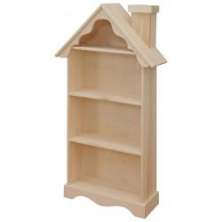 [30 Inch] House Bookshelf 118