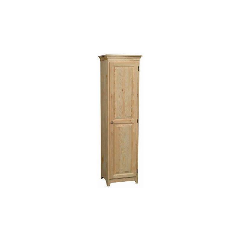 """[20 Inch] AFC 1 Door Pantry 72""""H"""