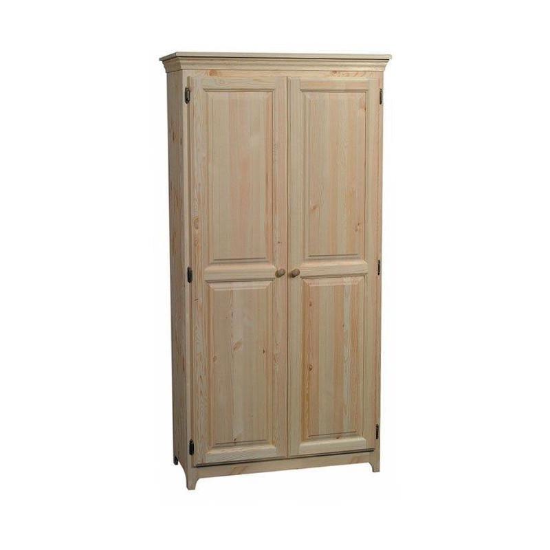 """[36 Inch] AFC 2 Door Pantry 72""""H"""