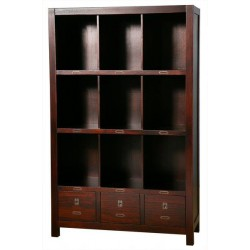 [37 Inch] Allwood Bookcase