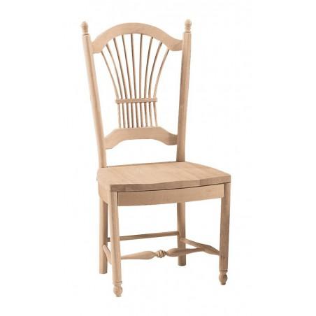 Sheaf Back Side Chairs
