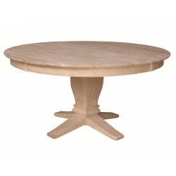 [60 Inch] Solid Dining Table