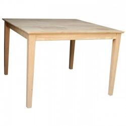 [42x42 Inch] Modern Farm Dining Table