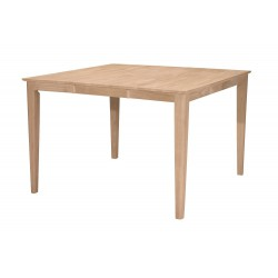 [54x36-54 Inch] Butterfly Modern Farm Dining Table