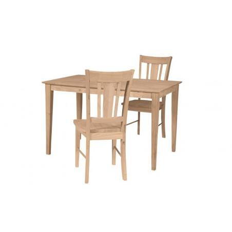 [42 Inch] Modern Farm Gathering Table