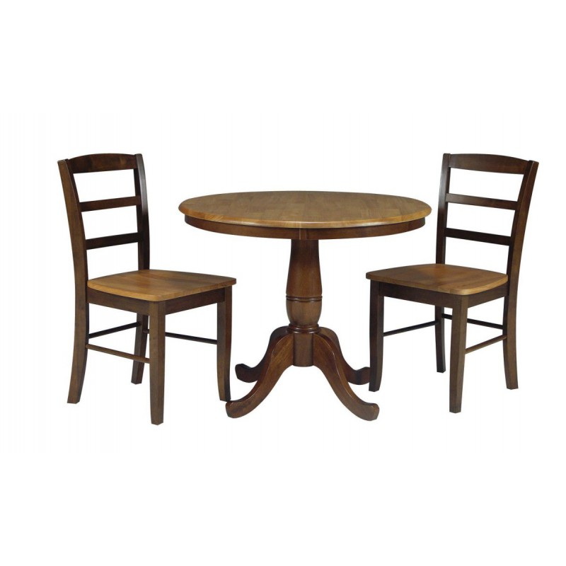 3 Pc Madrid Classic Dining Group
