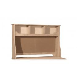 [45 Inch] Jamestown Hutch with Corkboard