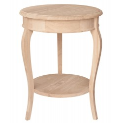 Tall Cambria Accent Table