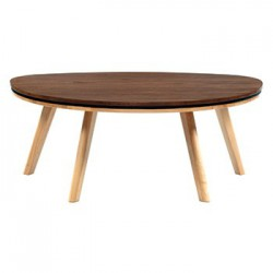 """DUET Addi Low Cocktail Table (19"""")"""