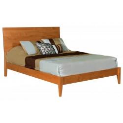 2 West Modern Platform Bed
