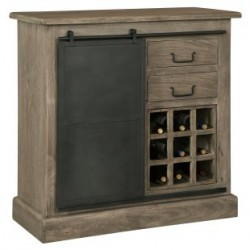 Shooter Wine & Bar Console