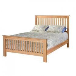 Alder Shaker Slat Beds