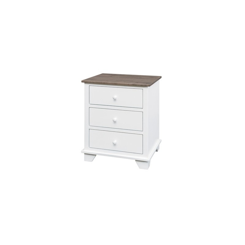 Portland 6 Drawer Chest (2 Deep Drawers)