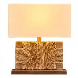 Large Mosaic Table Lamp