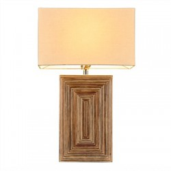 Abaca Rope Woven Lamp