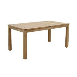 Dian Teak Ext. Oval Dining Table