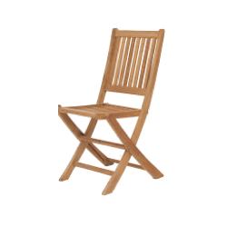 Yogya Teak Folding Chair