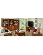 Living Room: Accent and Occasional Tables | TV Entertainment | Indoor Rockers